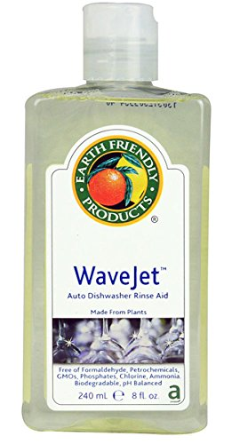 Earth Friendly Wave Jet Rinse Aid - 8 fl oz - 1 Pack