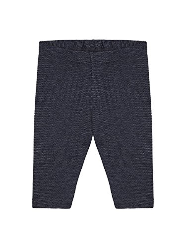 (Antebies Baby Leggings Organic Cotton Soft Denim Unisex Pants Boys and Girl 3-6)