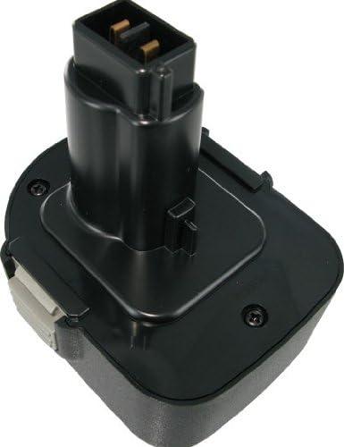 Batería tipo BLACK ET DECKER A-9275, 12.0V, 2000mAh, Ni-MH: Amazon ...