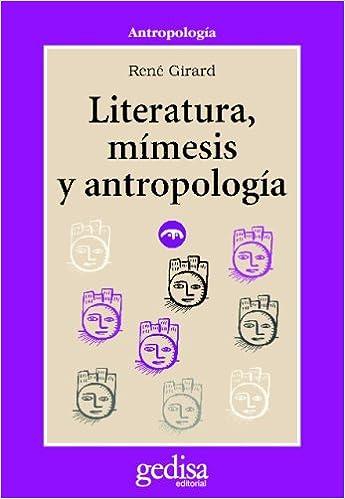 Book Literatura, Mímesis Y Antropología (Spanish Edition)