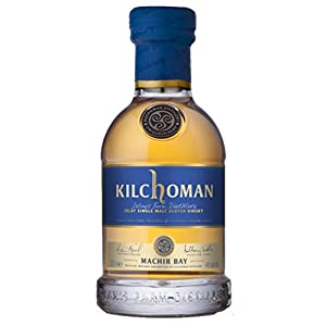 Kilchoman Machir Bay Release Islay Single Malt 0,2 Liter (halbe)