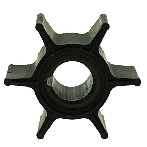 - UANOFCN Water Pump Impeller for TOHATSU Nissan (6/8/9.8hp) 3B2-65021-1 18-8920 500344