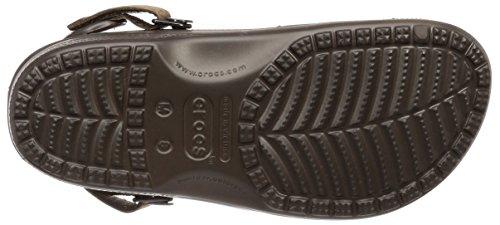 Crocs Mens Yukon Vista Clog Espresso / Espresso