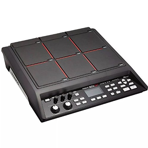 Roland SPDSX Sampling Pad and Roland PDS10 Stand for SPD Series Products