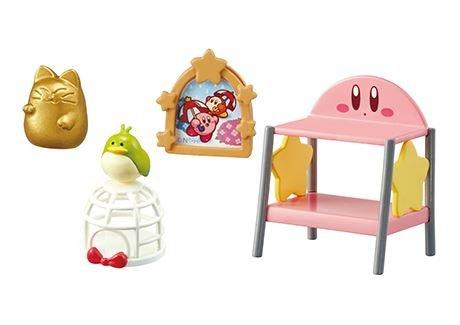 Re-Ment Caja sorpresa de miniaturas Habitación feliz de Kirby: Amazon.es: Juguetes y juegos
