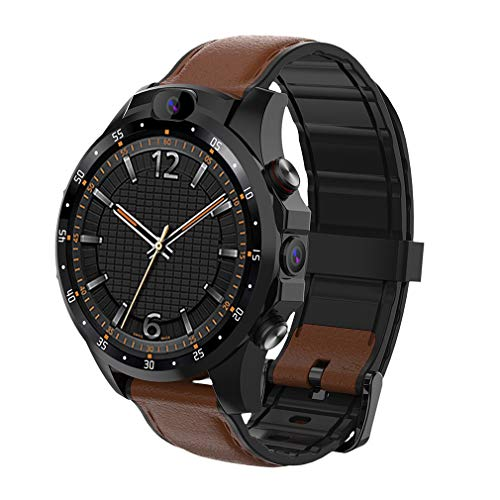 Amazon.com: JIEGEGE V9 Bluetooth Smart Watch, Full Netcom ...