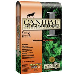 Canidae Life Stages Lamb Meal and Rice Formula Dry Dog Food, My Pet Supplies