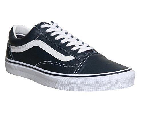 Vans Old Skool Mte, Zapatillas Unisex Adulto Dress Blue Leather St