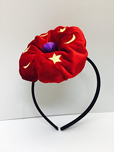 Painter Halloween Costume (Beret French Artist Painter Hat Headband Head Band Halloween Costume Accessory)