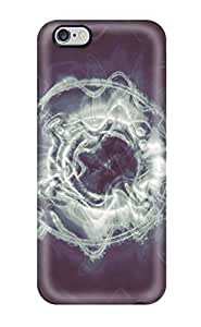 Defender Case For Iphone 6 Plus, Shapes Abstract Pattern