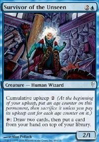 Magic: the Gathering - Survivor of the Unseen - Coldsnap - Foil by Magic: the ()