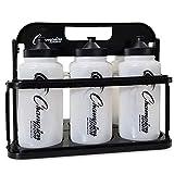 Champion Sports Plastic Water Bottle Set