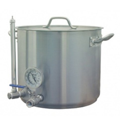 Eagle Brewing BE808 HLT-Stainless Hot Liquor Tank, 8 gal ()