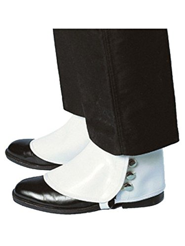 Mens Vinyl Spats (Shoes not (Spats For Shoes)