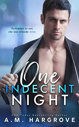One Indecent Night Friends Romance ebook product image
