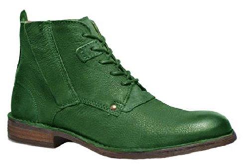 46 HGilliane Modello Pelle in by Stivali 33 Design Verde Scarpe Harry zfYgxq