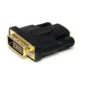 Startech HDMIDVIFM - Adaptador HDMI-DVI, negro