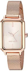 Image of the product Nine West Dress Watch that is listed on the catalogue brand of Nine West.