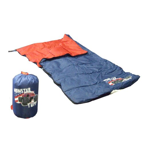 UPC 815886010902, Monster Kid's Sleeping Bag