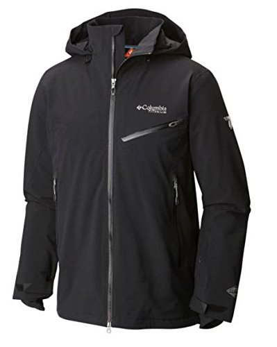 Columbia Carvin' Jacket - - Columbia Jacket Mens Titanium