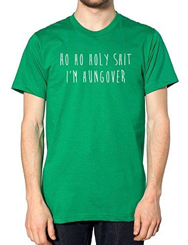 FunkyShirt  T-Shirt Gr. Large, Grün - Irish Green