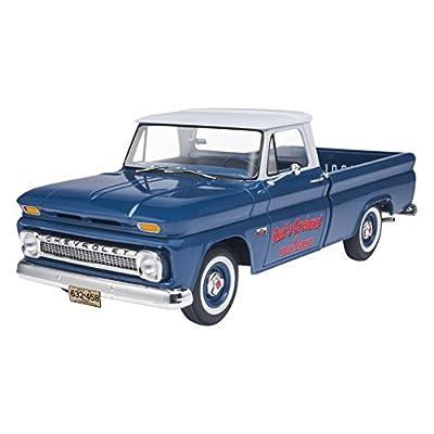 Revell '66 Chevy Fleetside Pickup Model Kit: Toys & Games