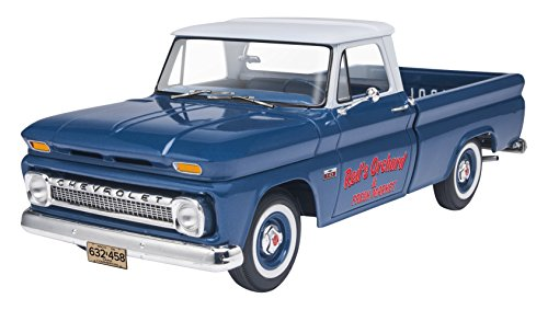 Revell '66 Chevy Fleetside Pickup Model Kit Chevy Fleetside Pickup