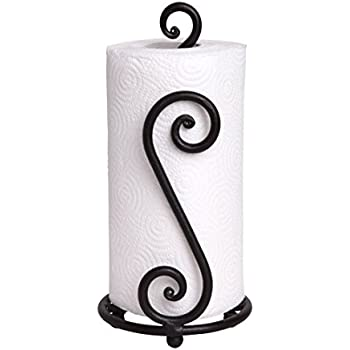 Fancy Paper Towel Holder Stand | Handmade Crafted | By RTZEN-Décor