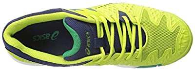 ASICS GEL Resolution 6 GS Tennis Shoe (Little Kid/Big Kid)