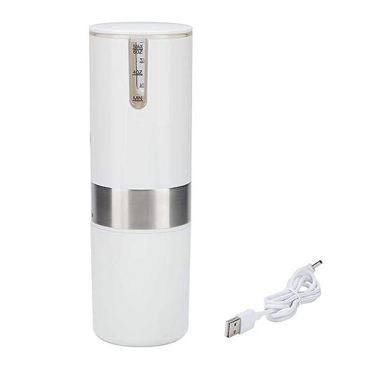 Máquina de café eléctrica, portátil Durable para el hogar Máquina ...