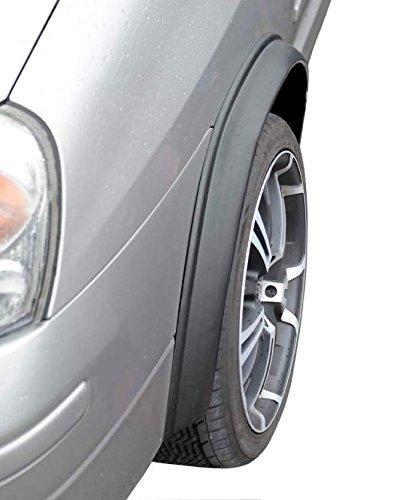 2 St/ück Kotfl/ügelverbreiterung 55mm pro Seite universell passend f/ür viele Fahrzeuge.