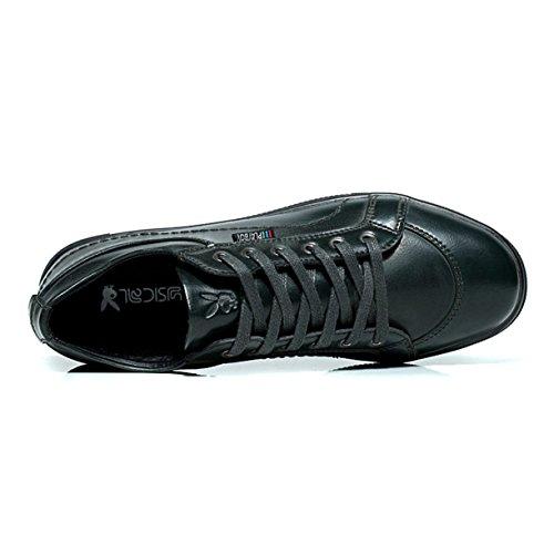 OEMPD Chaussures pour Hommes Affaires Occasionnels Chaussures Chaussures en Cuir green gTq32AA1bQ