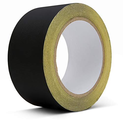 Grey Fabric Hinging Tape Bookbinding Tape Craft Tape 2 Inches by 45 Feet Gray Cloth Book Repair Tape for Bookbinders