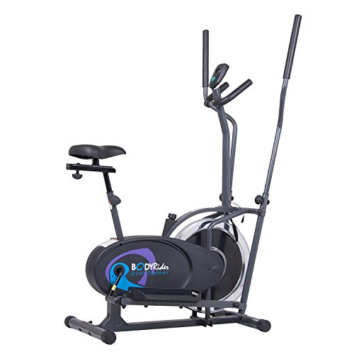 Body Rider Deluxe Flywheel Dual Trainer Body Max