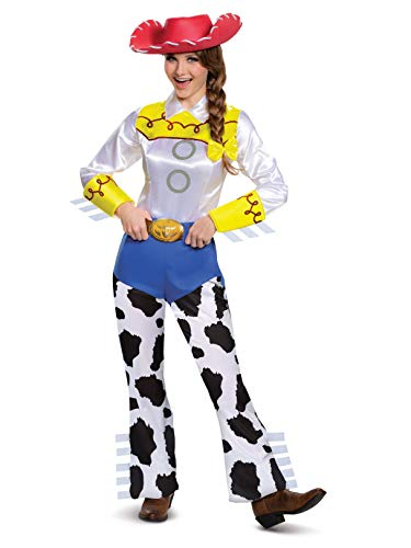 Toy Story 4 Jessie Deluxe Adult Plus Costume