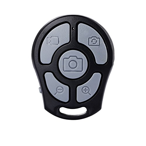 r Control, Yu'An Bluetooth Camera Remote for iPhone and Android Smartphones -Wireless Universal Zoomable Focus Photo/Video Switch ()