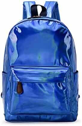 04a743e5a912 Shopping Faux Leather - Blues - Fashion Backpacks - Handbags ...