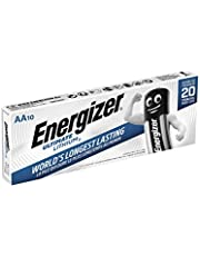Energizer 634352 AA Ultimate Lithium Battery (Pack of 10)