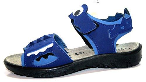 Ricosta a052 chaussures mode enfant fille garçon-bleu-taille 25 (sans boîte)