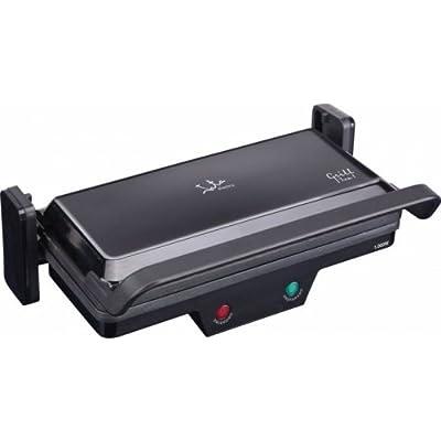 Jata - GR266 - Grill électrique, 1000 watts, Noir