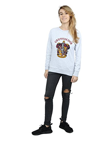 Grey Gryffindor Crest Heather Potter Harry Femme shirt Sweat wOPEH6