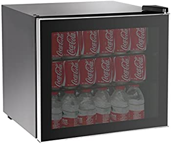 RCA 70-Can or 14-Bottle Adjustable Beverage Center