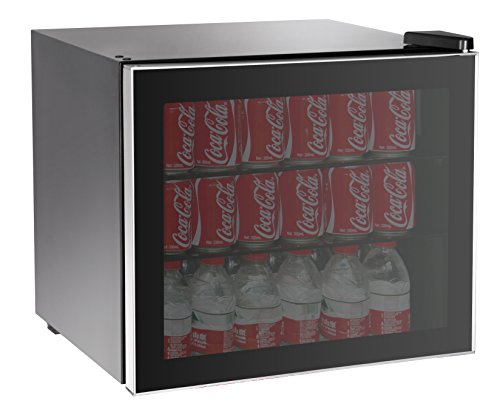 - Igloo 70 Can Beverage Cooler, Black