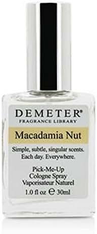 Demeter 1oz Cologne Spray - Macadamia Nut
