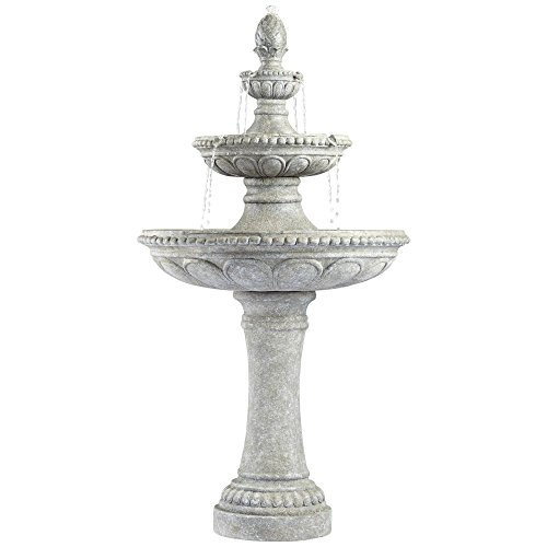 3 tier water fountain - 6