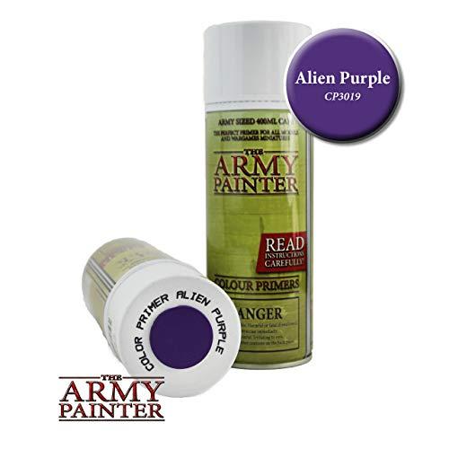 Alien Purple Spray Color Primer