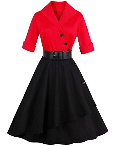 50s inspired prom dresses - 6