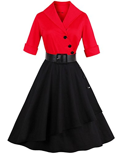 50s dress fashion - 4