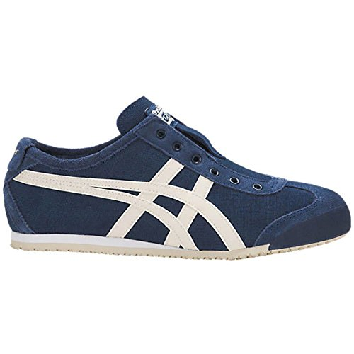 Running Sneaker Blue Onitsuka On Midnight Slip 66 Oatmeal Tiger Mexico Classic zwUYqgwF