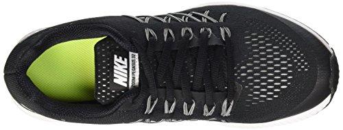 Nike Zoom Pegasus 32 (GS) Zapatillas de Running, Hombre, Negro, 38.5